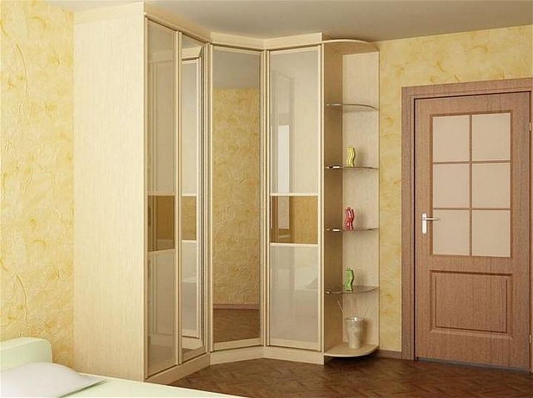 55 угловой шкаф-купе от производителя в москве: фото, размер.